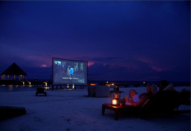 Açık Hava Sineması, Coco Bodu Hithi Maldivler