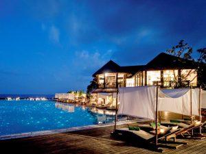 Açık Oturma Alanları, Coco Bodu Hithi Maldivler
