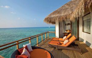 Açık Oturma Alanları, Velassaru Maldives Resort