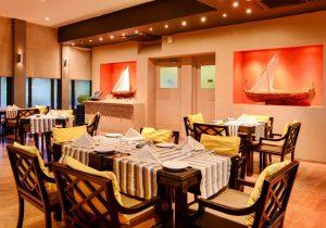 Adaaran Prestige Vadoo Maldives Restoran