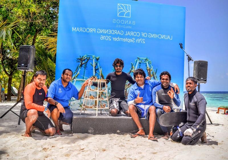 Aktivite, Bandos Maldives