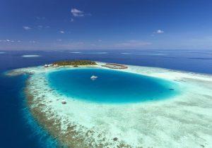 Baa Atol Baros Maldives