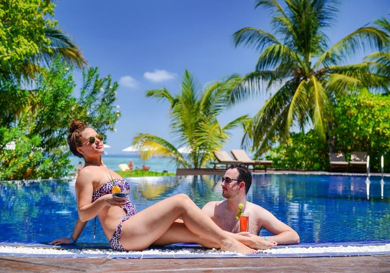 Balayı, Adaaran Prestige Vadoo Resort Maldives