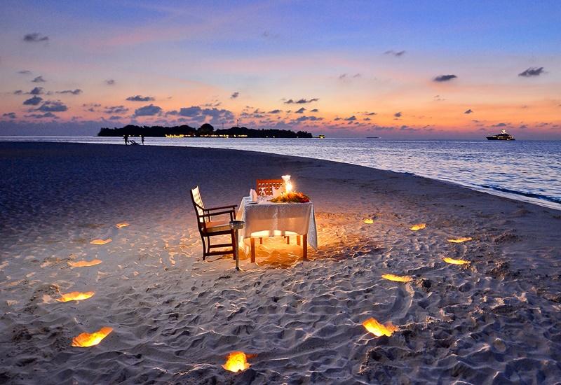 Balayı, Bandos Maldives