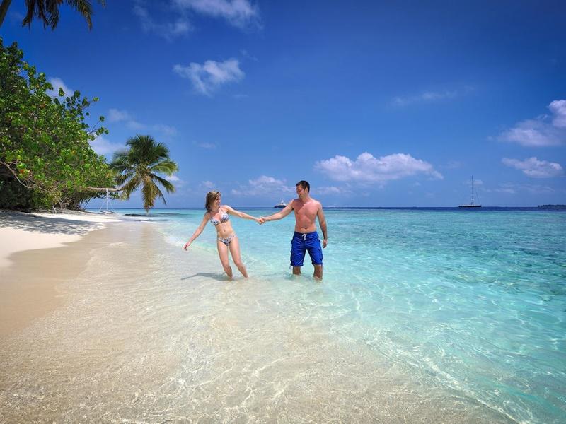 Balayı Otelleri, Bandos Maldives