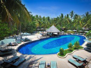 Bandos Resort Havuz, Maldivler