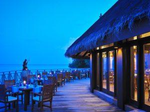 Bandos Maldives Restoran