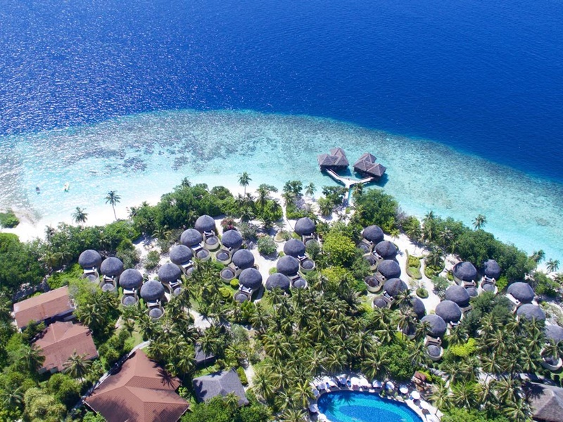 Bandos Resort & Spa Otel, Maldivler