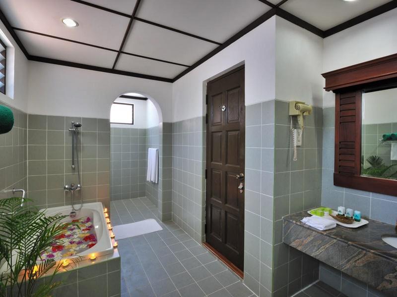 Banyo, Bandos Maldives