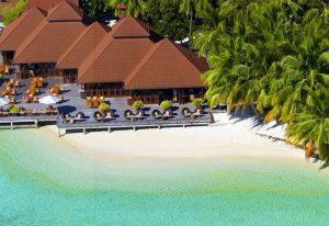 Beach Restoran, Kurumba Maldives