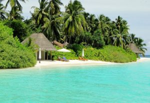 Beach Villa, Baros Maldives