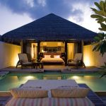 Beach Villa, Coco Bodu Hithi Maldivler