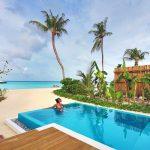Beach Villa Havuz, Velassaru Maldives Resort