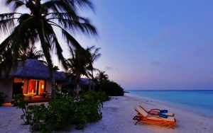 Beach Villa, Velassaru Maldives Resort