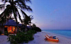 Beach Villa, Velassaru Maldives Resort