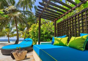 Çardak, Kurumba Maldives