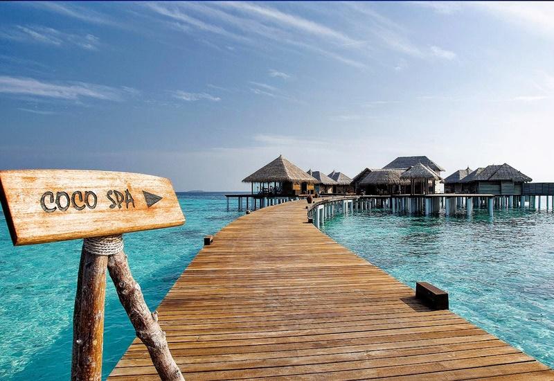 Coco Bodu Hithi Maldivler Spa