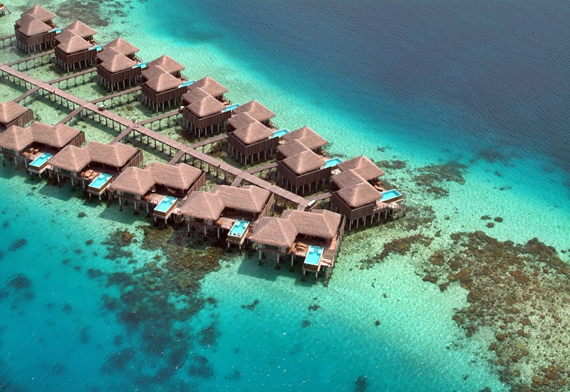 Coco Bodu Hithi Resort Maldivler