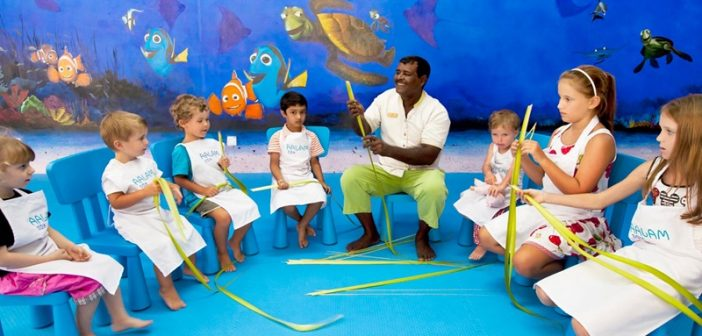 Çocuk Kulübü, Kurumba Maldives