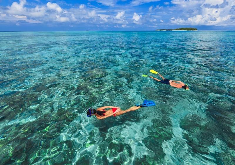 Dalış Kulübü, Kurumba Maldives