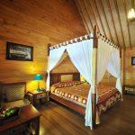 Garden Villa Yatak Odası, Bandos Maldives