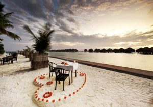 Honeymoon, Adaaran Prestige Vadoo Maldives