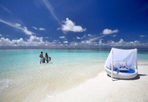 Honeymoon, Velassaru Maldives Resort