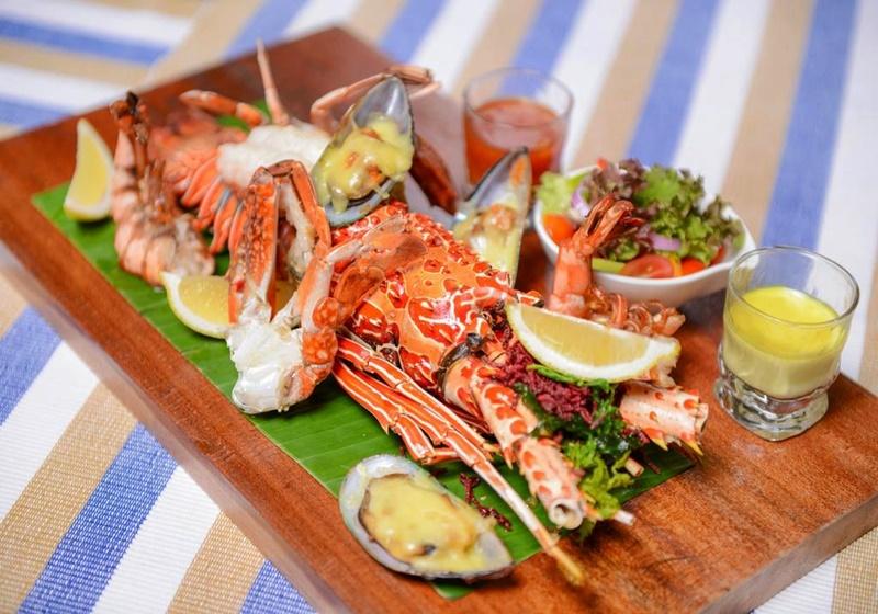 Mutfak, Adaaran Prestige Vadoo Resort Maldives