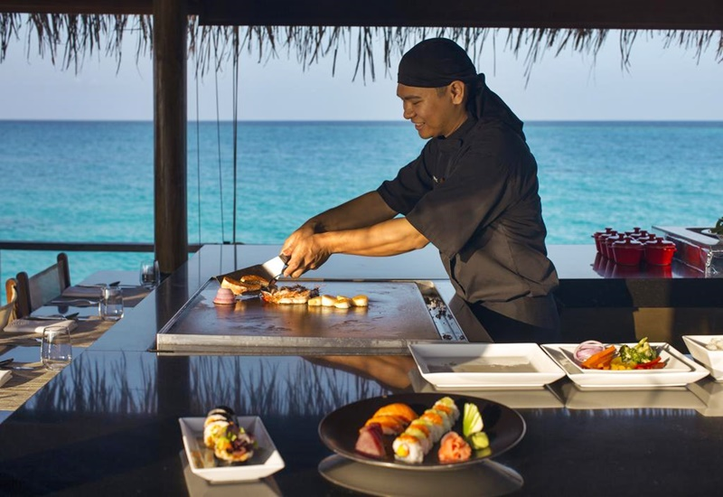 Mutfak, Velassaru Maldives Resort