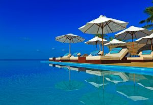 Ortak Havuz, Velassaru Maldives Resort