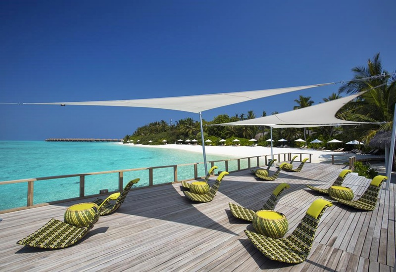Oturma Alanları, Velassaru Maldives Resort