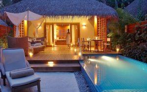 Pool Villa, Baros Maldives