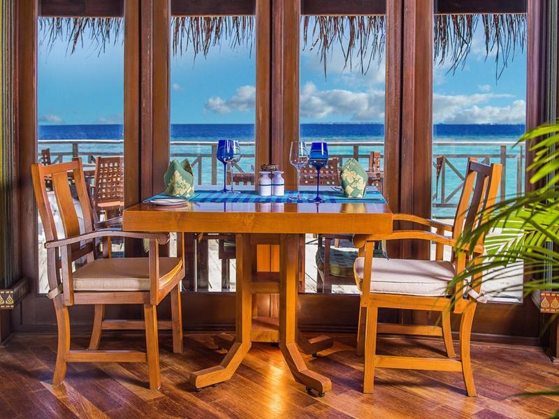 Restoran, Bondos Maldives