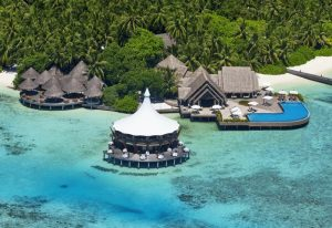 Restoran, Baros Resort Maldivler