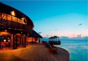 Restoran, Coco Bodu Hithi Maldives