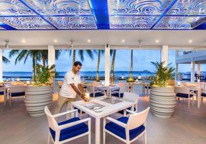 Restoran, Kurumba Maldivler