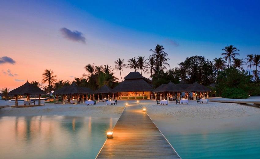 Restoran, Velassaru Maldives Resort
