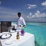 Servis, Baros Maldives
