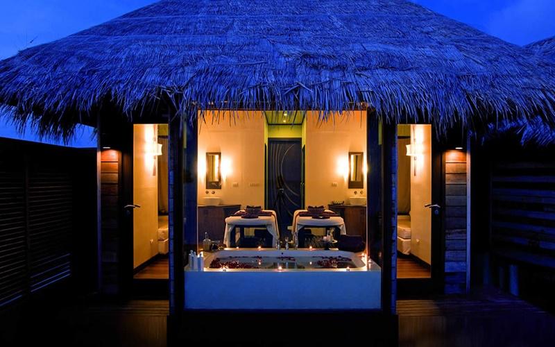 Spa, Coco Bodu Hithi Maldivler