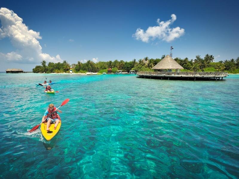 Su Sporları, Bandos Maldives