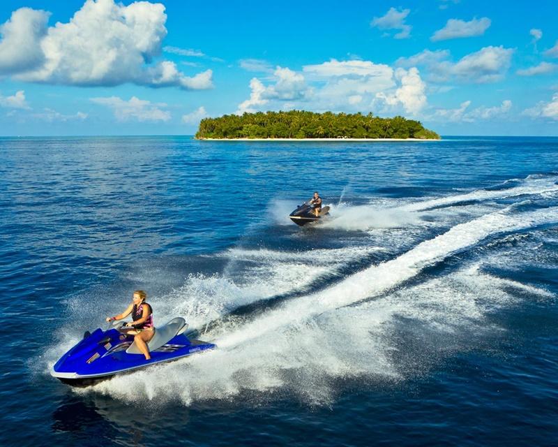 Su Sporları, Kurumba Maldivler