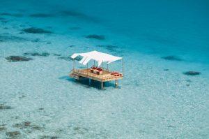 Su Üstü Oturma Alanları, Baros Maldives