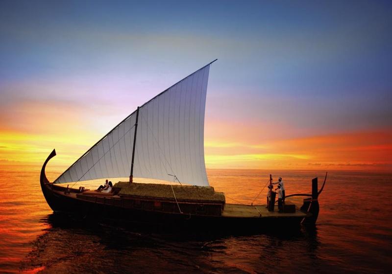 Tekne Turu, Baros Maldives