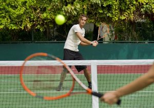 Tenis, Kurumba Maldives