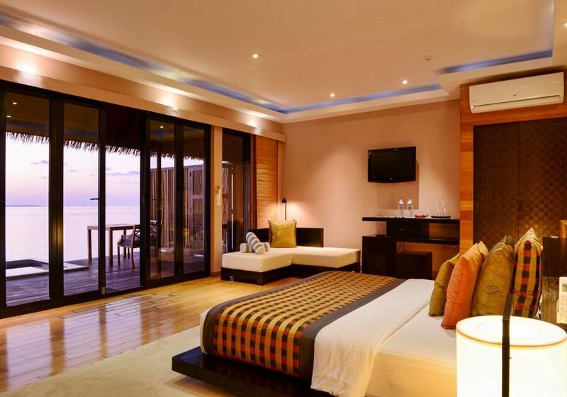 Water Villa, Adaaran Prestige Vadoo Maldives