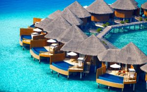 Water Villas, Baros Maldives