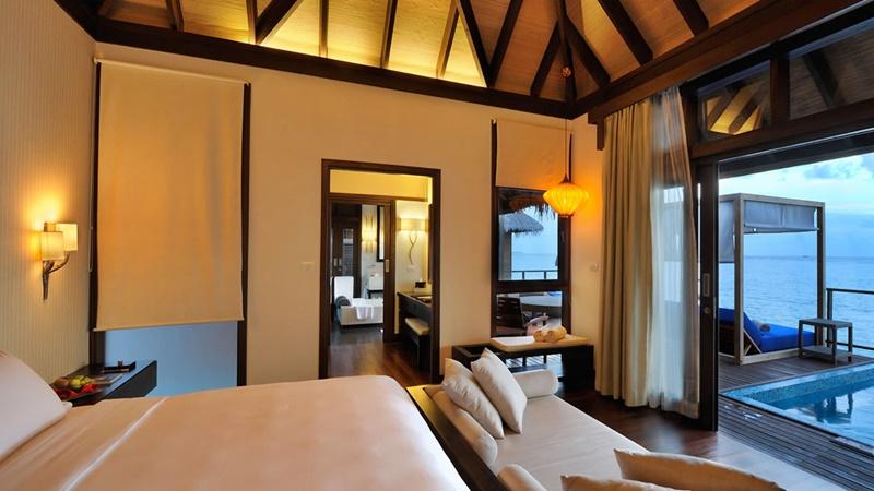 Yatak Odası, Coco Bodu Hithi Maldivler