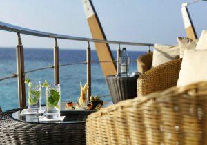 Yemek, Baros Maldives