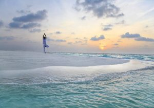 Yoga, Baros Maldives