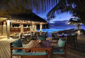 Açık Cafe, Ayada Resort Maldivler